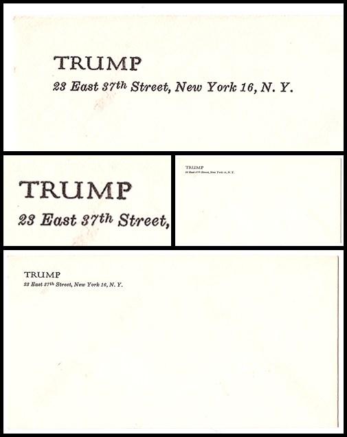07. Trump Envelope (1956-57)