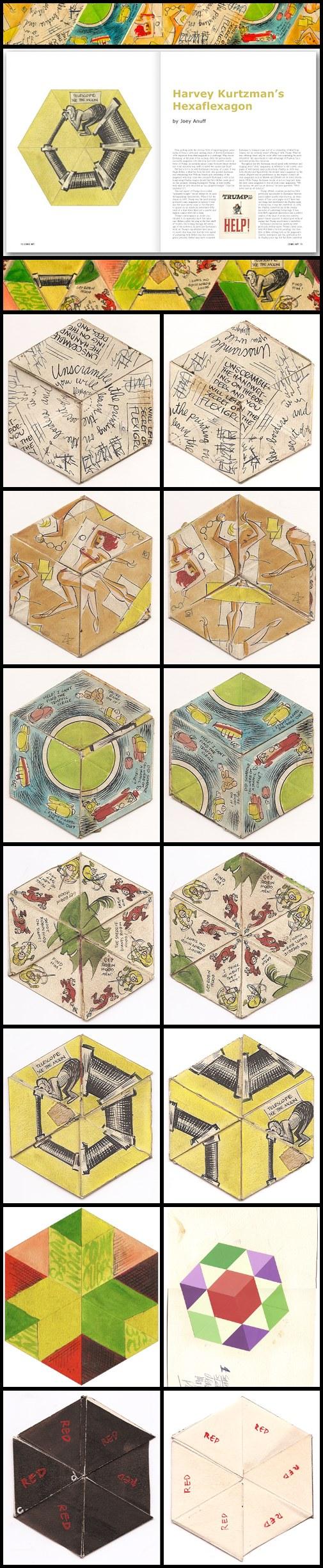 12. Trump #3: The Hexaflexagon, Overview (1957)