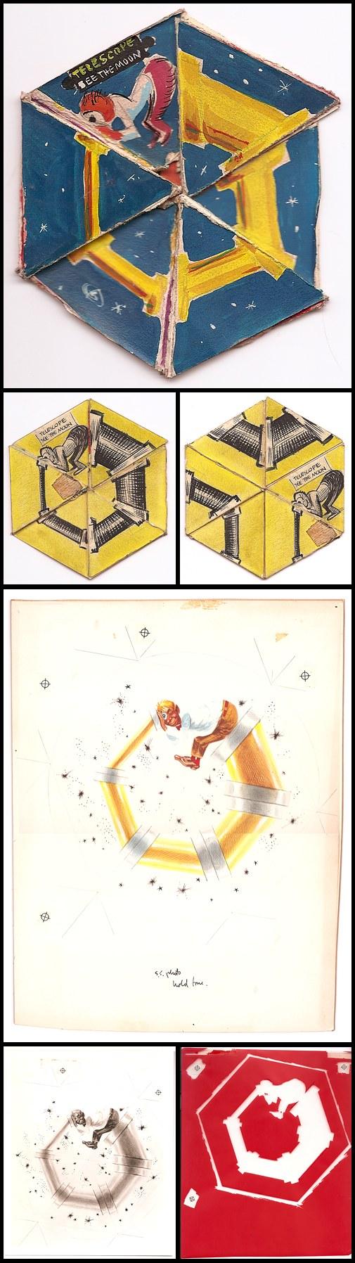 14. Trump #3: The Hexaflexagon, Telescope (1957)