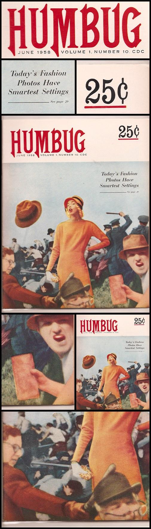 40. Humbug #10: File Copy (Jun 1958)