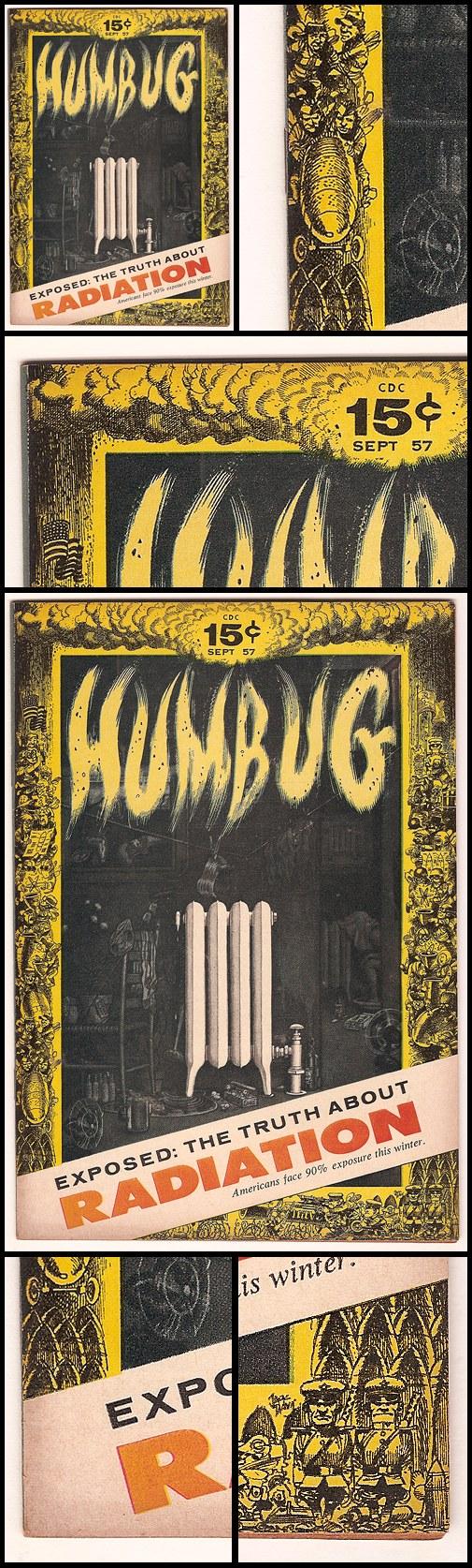 21. Humbug #2: File Copy (Sep 1957)