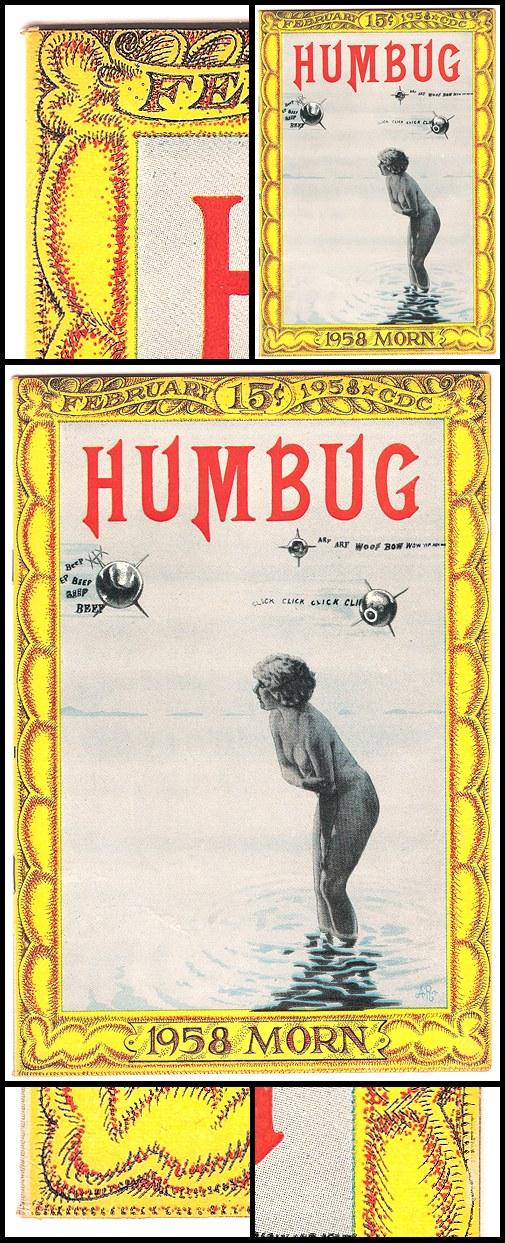 35. Humbug #7: File Copy (Feb 1958)